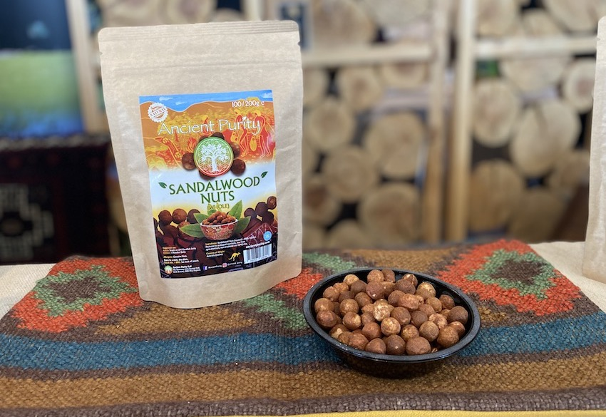 Super Taste sandalwood nuts