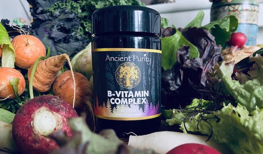 organic b vitamin complex
