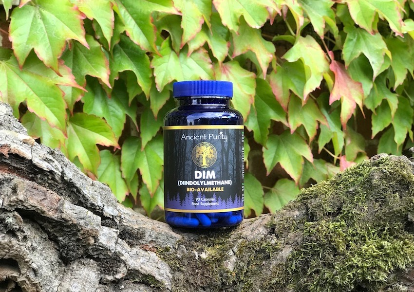 Diindolylmethane DIM oestrogen supplement