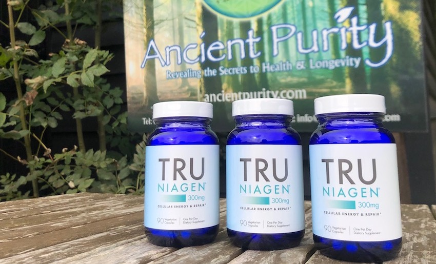 tru niagen NAD, 90 capsules, 3 month supply, 6 month supply, 300mg capsules