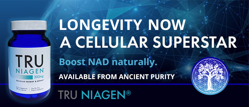 tru niagen UK, tru niagen supplement UK NAD supplier longevity bulletproof UK, david wolfe NAD, Mercola NAD