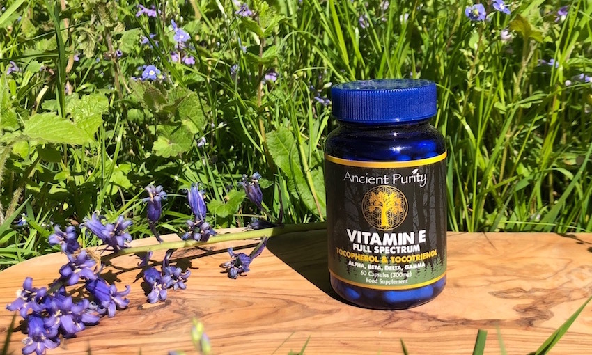 real vitamin e supplement