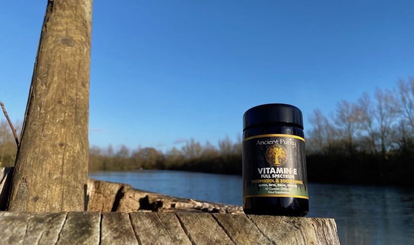 real vitamin e supplement