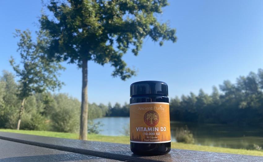 ancient purity's vitamin d3 immunity