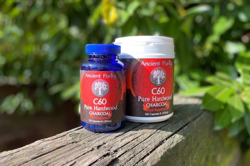 how to use c60 capsules