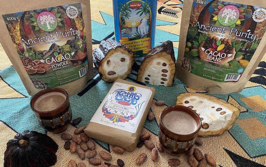 buy Keiths cacao UK , ceremonial grade cacao