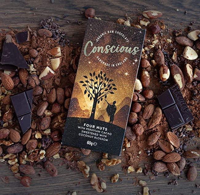 organic vegan chocolate