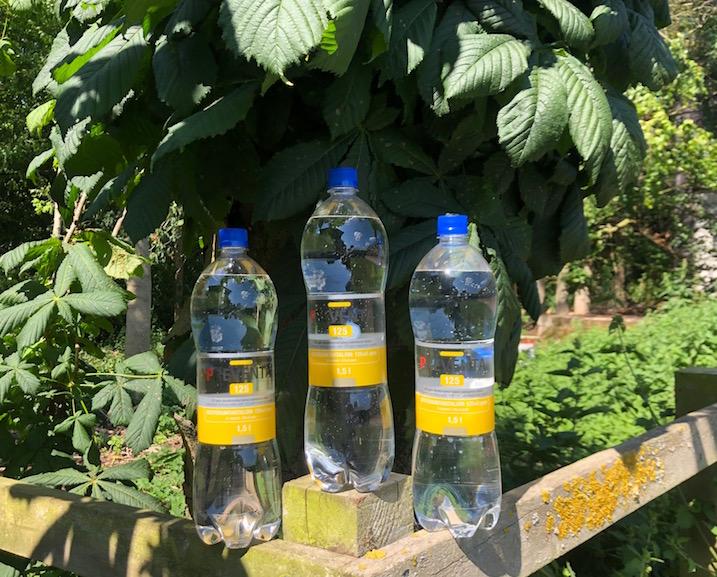 preventa deuterium depleted bottled water UK 125 ppm