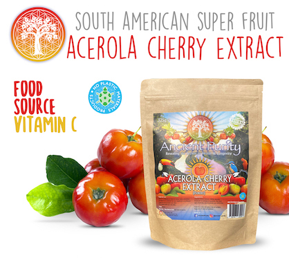 how to use acerola cherry