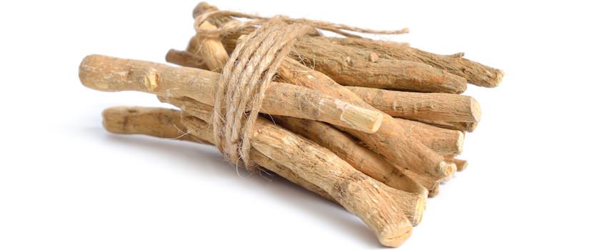 organic ashwagandha extract supplement