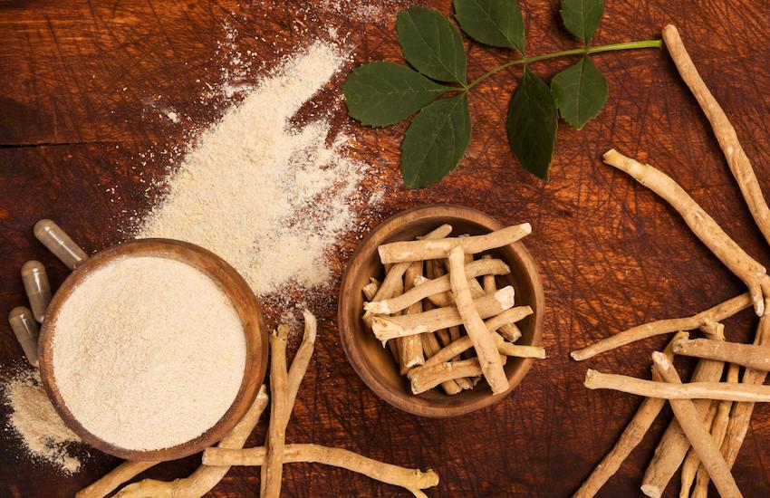 ashwagandha extract supplement