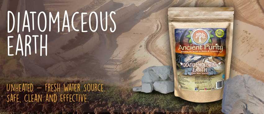 diatomaceous earth powder clean best