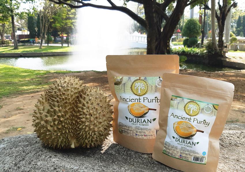 organic durian UK
