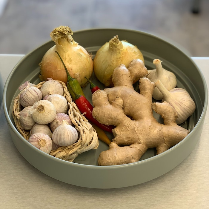 Ginger biodynamic organic dr mercola fermented_UK