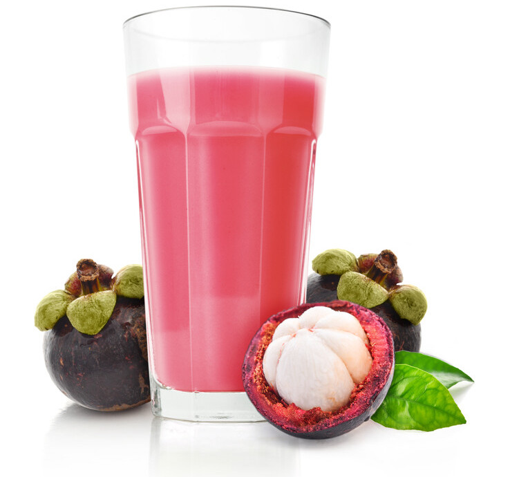 mangosteen smoothie weight-loss skin beauty