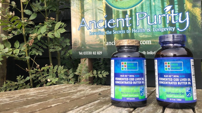 Green Pastures Blue Ice™ Royal Blend Cod Liver Oil, Butter Oil, discount, Europe EU