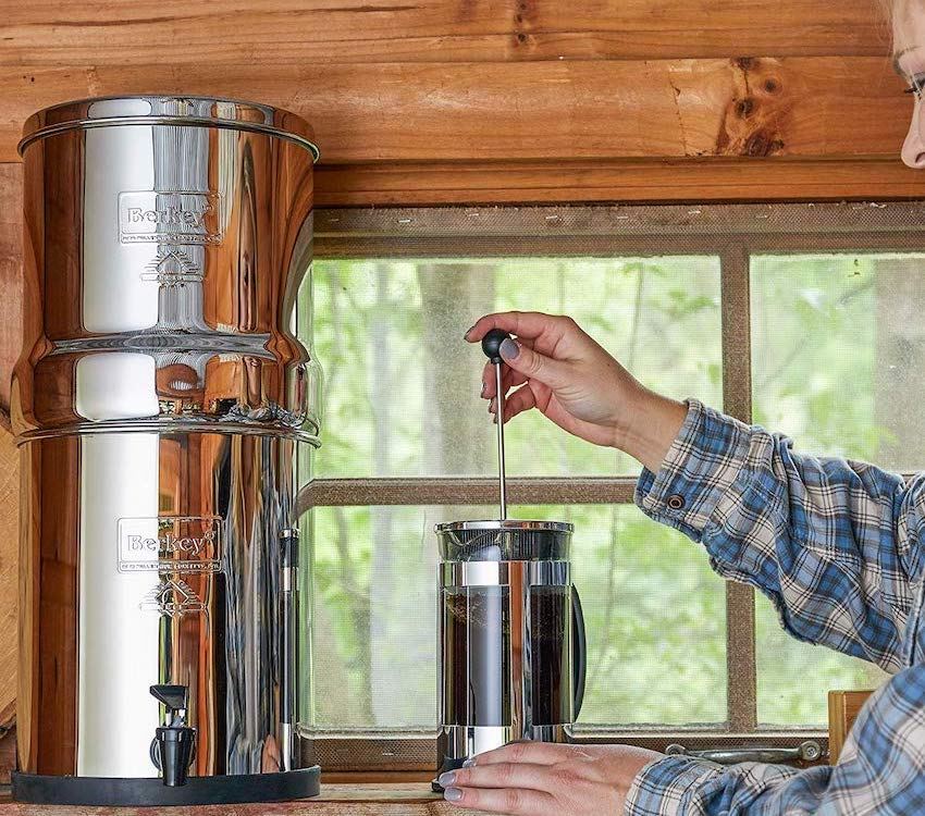 big berkey Uk water filter