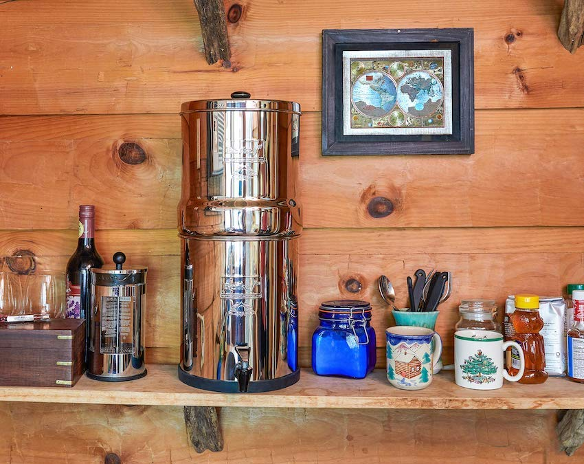big berkey water filter UK