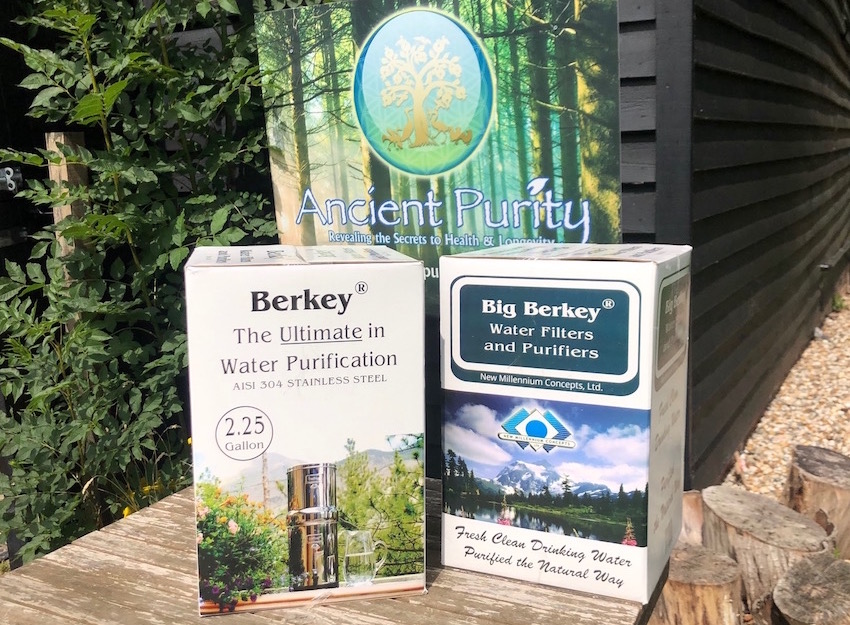 big berkey UK water Filter best price official supplier