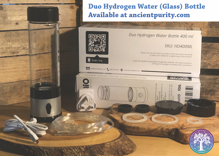 best hydrogen water bottle UK