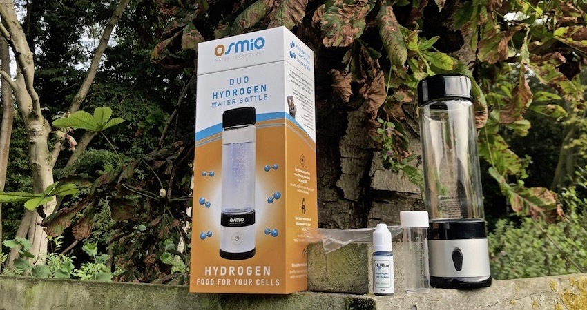 test your hydrogen water, test water for hydrogen