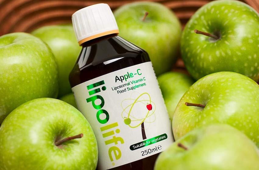 liposomal apple vitamin c