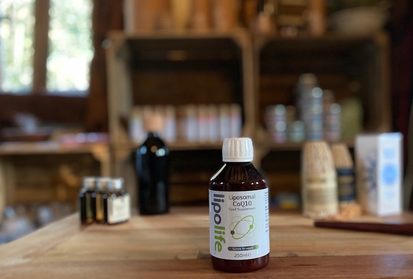 CoQ10 liposomal lipolife