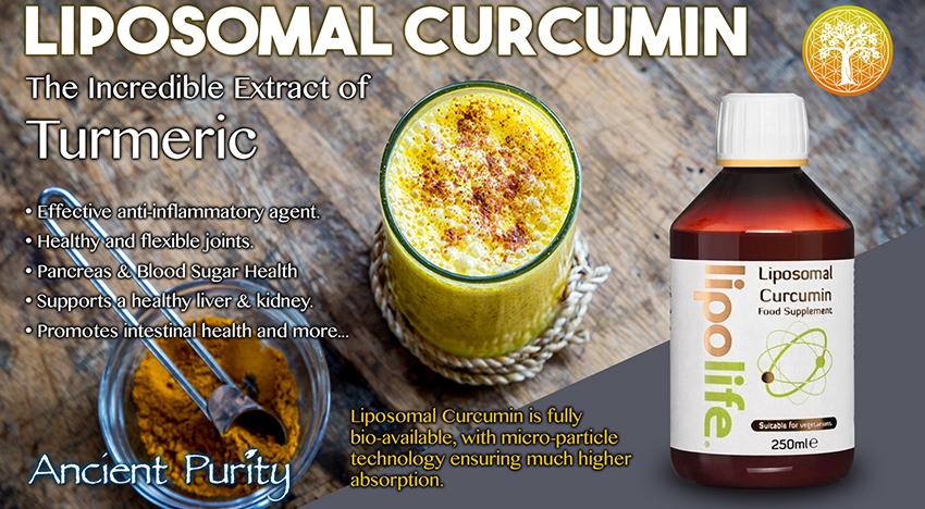 liposmal Curcumin