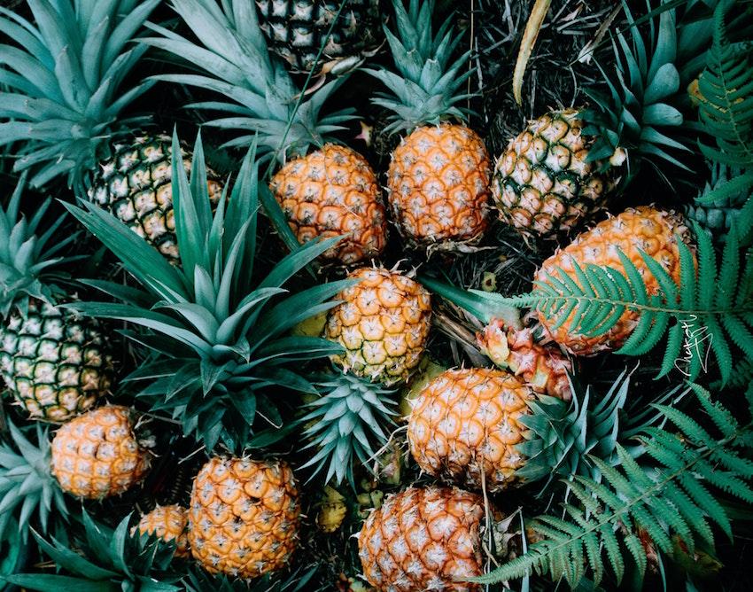 Pineapple C Lipolife Vitamin C  liposomal quali c.