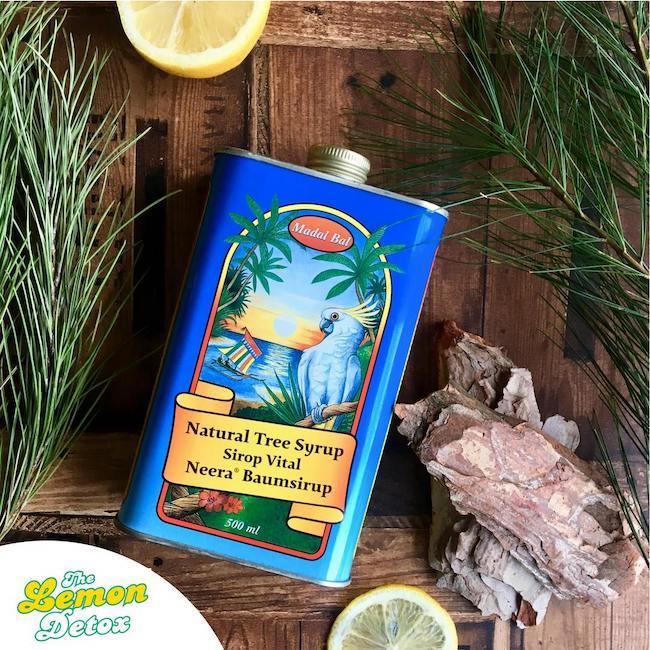 lemon juice fast diet pack