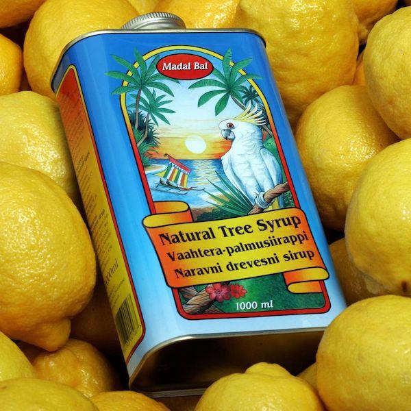 real Madal Bal tree syrup mi
