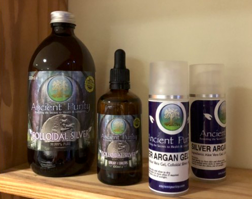 colloidal silver UK