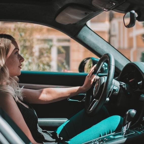 use anti emf headphones in car
