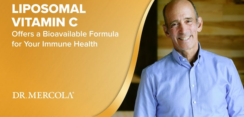 dr mercola Liposomal vitamin C UK ancient purity