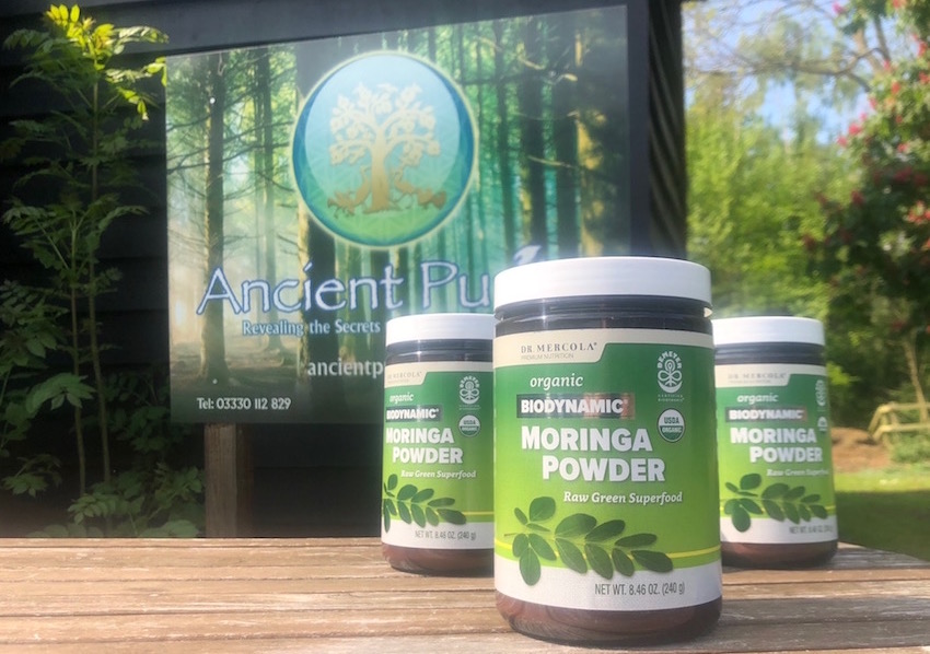 biodynamic moringha powder