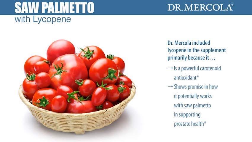 dr mercola saw palmetto