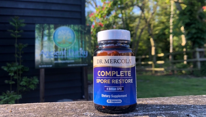 dr mercola UK supplier