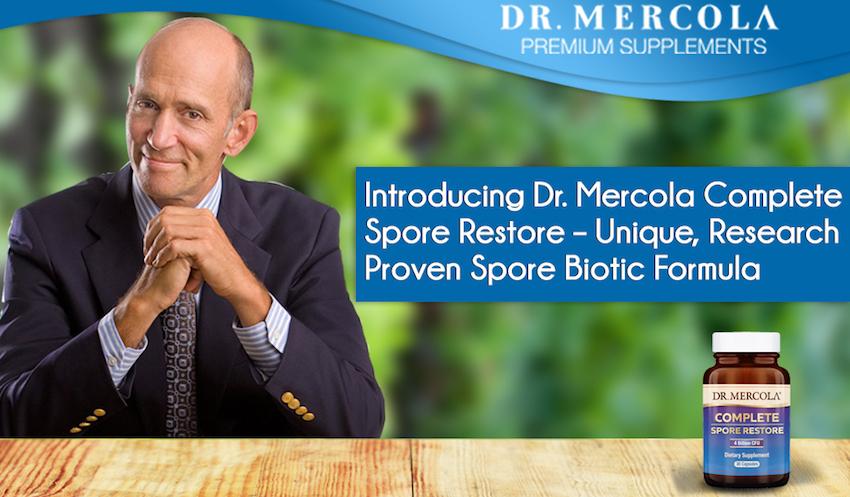 soil probiotics spore restore mercola