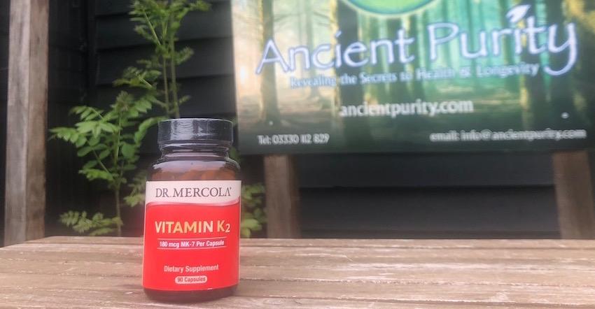 vitamin k2 vegan organic supplement