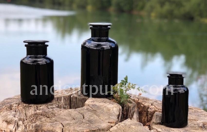 miron glass apothecary