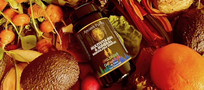 ancient purity kids multi vitamins and minerals