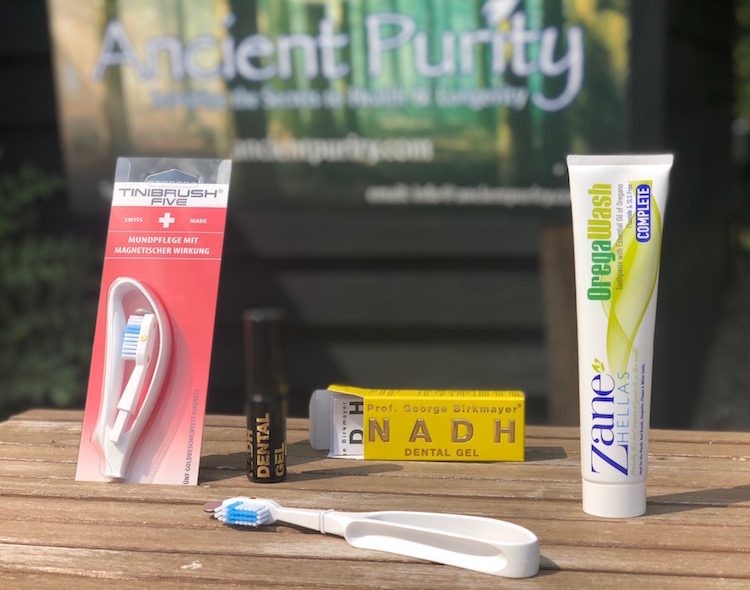 buy NADH dental Gel UK review amazon