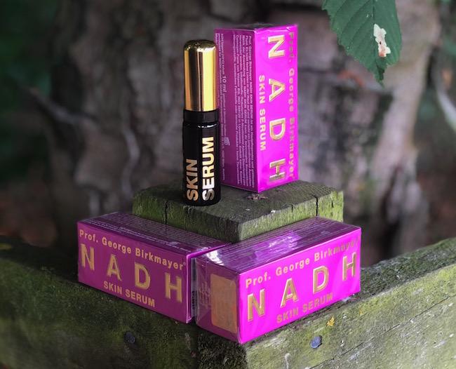 nadh skin product