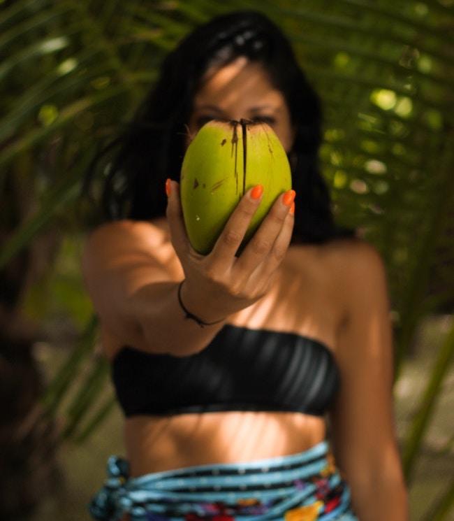 fresh real coconut oil UK