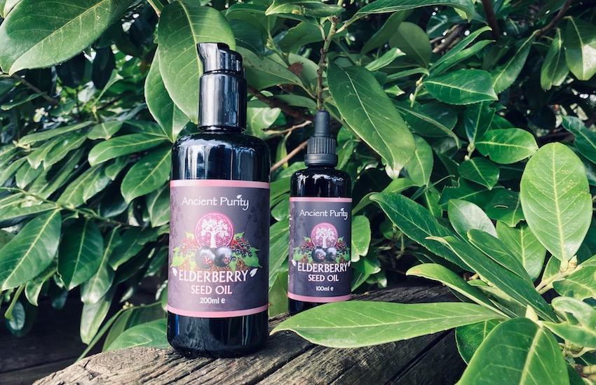 elderberry seed oil organic