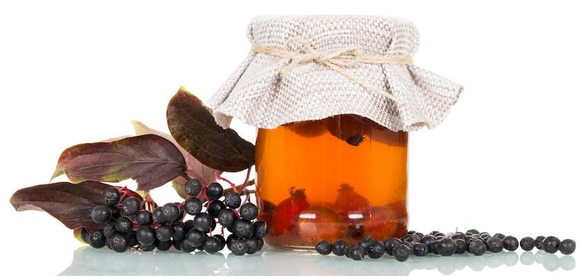 elderberry seed oil for skin