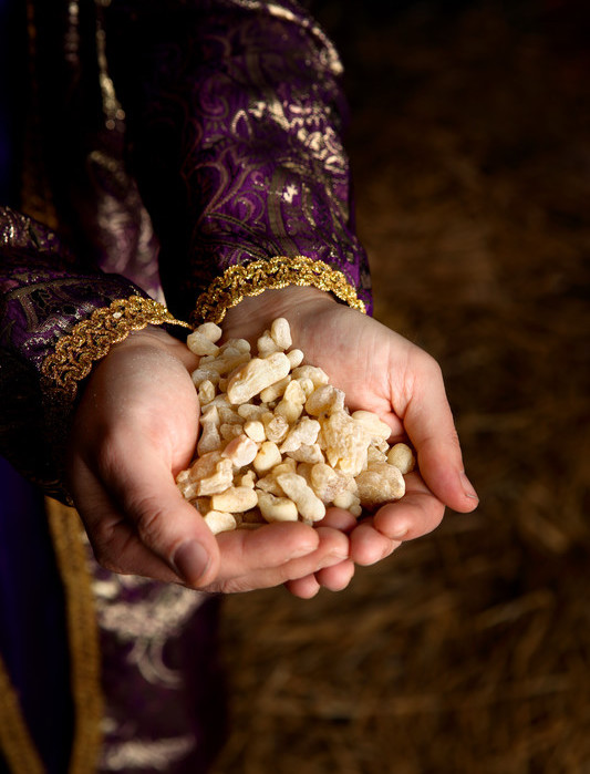 frankincense healing