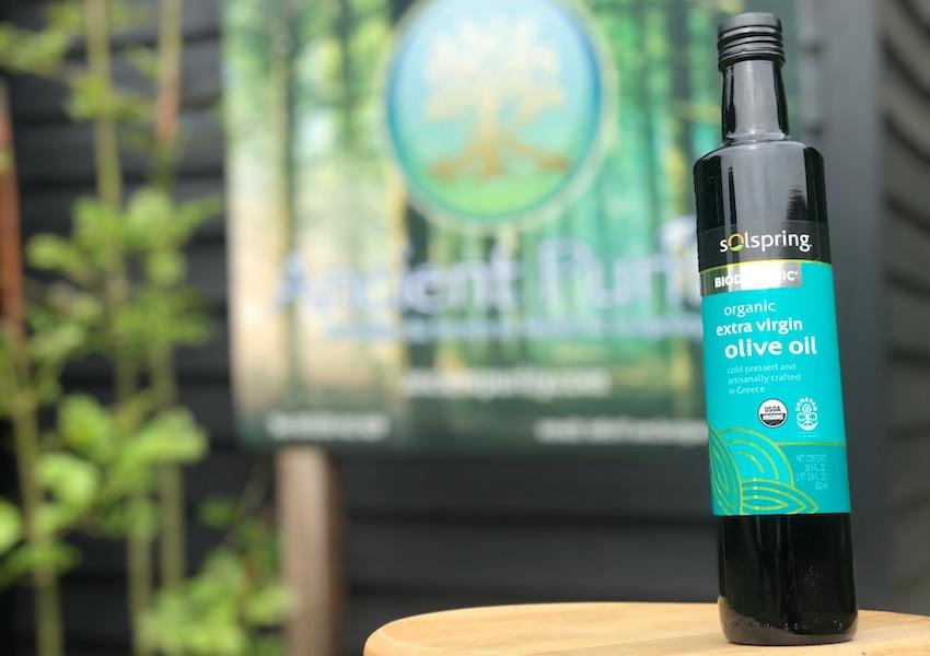 dr mercola solspring olive oil UK biodynamic