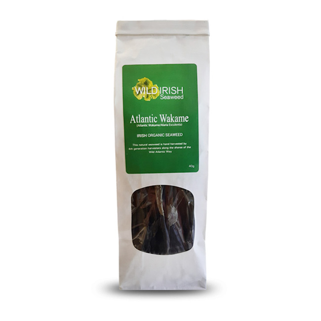 organic seaweed superfood snack UK