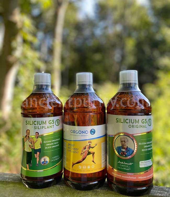 UK organic Silica silicium supplier